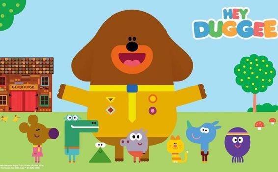 《Hey Duggee 嗨!狗狗老师》第一季英文版全52集 MKV视频 百度云网盘下载