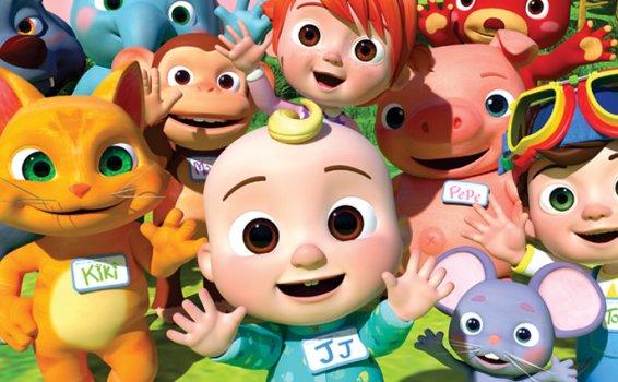 《Cocomelon系列动画儿歌298首全集》宝宝学英语启蒙必备 MP4视频 百度云网盘下载