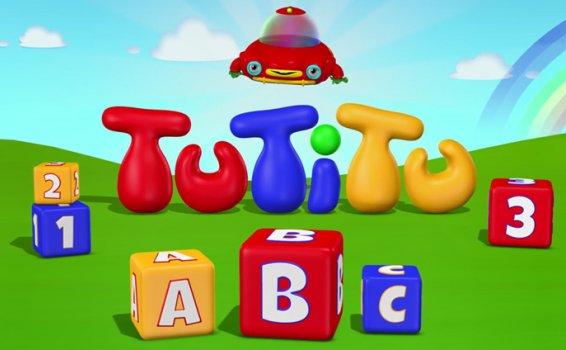 《TuTiTu Preschool幼儿英语动画56集》英语启蒙首选 MP4格式 百度云网盘下载