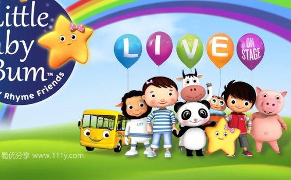 《Little Baby Bum(LBB)英文动画79集》720P高清MP4视频 百度云网盘下载