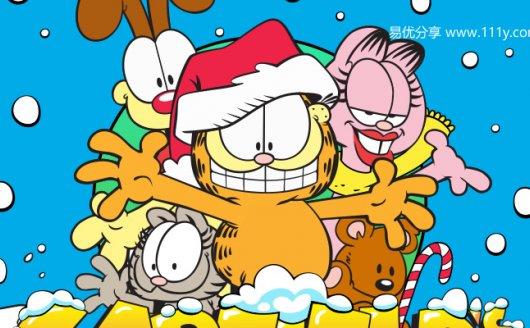 《加菲猫和朋友们Garfield and Friends》 英文版共7季 百度网盘下载