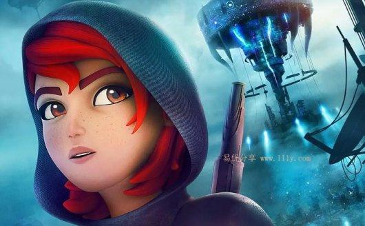 《舍伍德传奇 Sherwood》第一季全10集英文科幻冒险动画 百度网盘下载