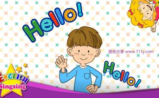 《kids vocabulary Engllish singsing》78集 英语词汇1000+视频 百度网盘下载