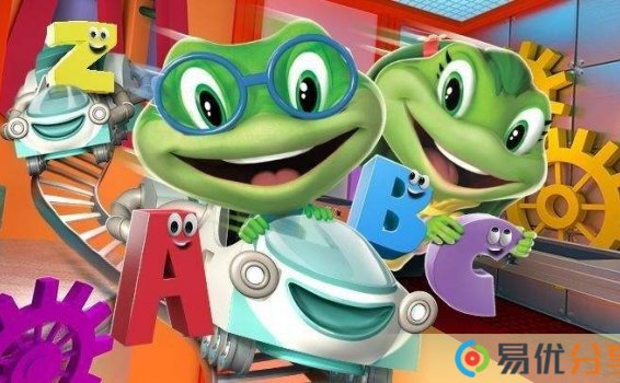 《Leap Frog》跳跳蛙 亚马逊最热销幼儿英语启蒙动画 百度网盘下载