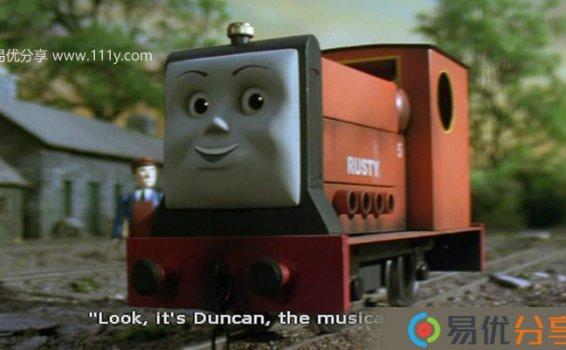 《托马斯和他的朋友们》英文版 第6-10季132集 百度网盘下载