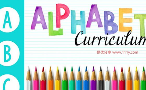 《Alphabet Curriculum Notebook》英文字母练习册PDF 百度网盘下载