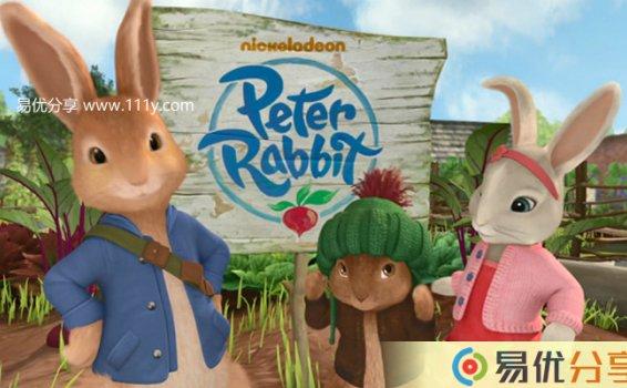 《彼得兔 Peter Rabbit》比得兔 英文版动画 第一季英文字幕 百度网盘下载