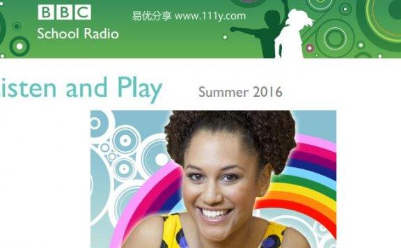 《BBC Listen and Play 边听边玩》儿童英语广播mp3音频 101集 百度网网盘下载