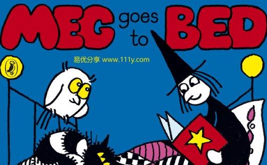 《女巫麦格和小猫莫格Meg and Mog》13集英文视频+MP3音频  百度网盘下载
