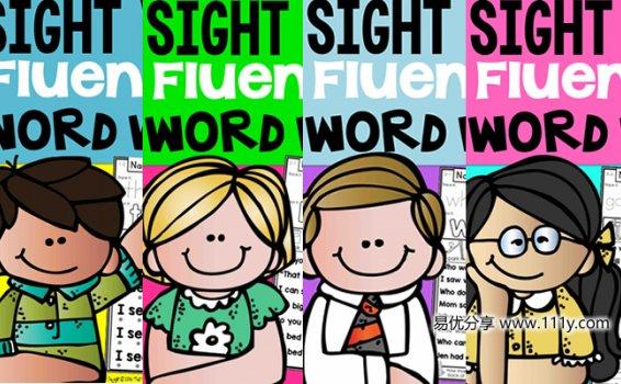 《sight words and word work》高频词练习册单词卡PDF 百度网盘下载