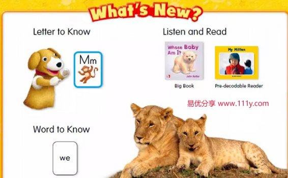 《Kindergarten activity book》326页幼儿英语PDF 百度网盘下载