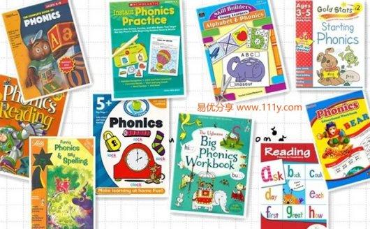 《10册超级实用的Phonics练习册》英语启蒙单词学习必备 百度网盘下载