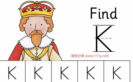 《Find Letter字母练习纸》大小写字母找相同认知启蒙PDF 百度网盘下载