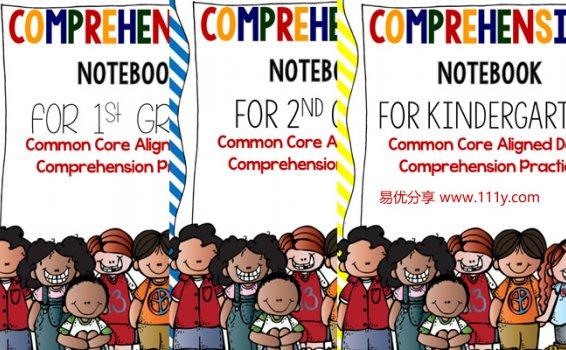 《Daily Comprehension Notebook》阅读理解短文练习册PDF 百度网盘下载