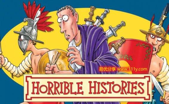 《糟糕历史Horrible Histories》1-7季92集历史科普MP4视频 百度网盘下载