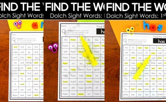 《Find the Word BUNDLE》全三册英文单词查找练习册 百度网盘下载