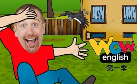 《Wow English》第一季全37集英文版中英双语字幕 百度网盘下载