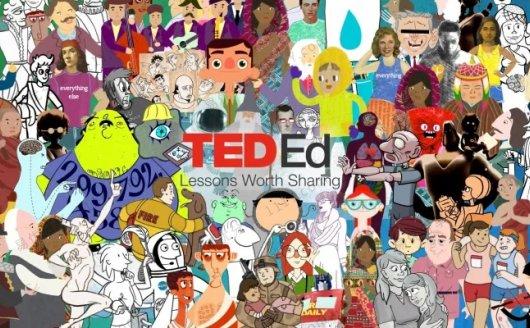 《TED-Ed英文动画短片》128个儿童科普知识视频 百度网盘下载