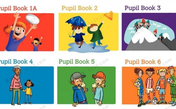 《Nelson Spelling英文拼写》1-6级学生用书PDF教材 百度网盘下载