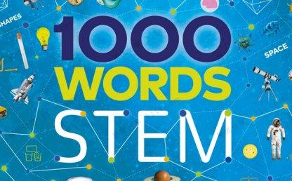 《1000 Words STEM》儿童科普英语词汇DK单词书PDF 百度网盘下载