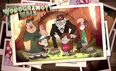 《G Gravity Falls怪诞小镇》英文版全20集第一季动画视频 百度网盘下载