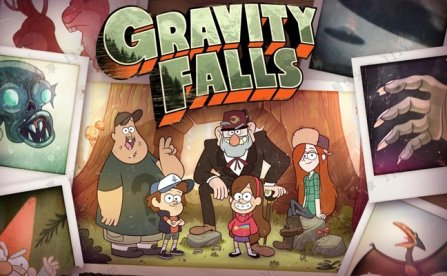 《G Gravity Falls怪诞小镇》英文版全20集第二季动画视频 百度网盘下载