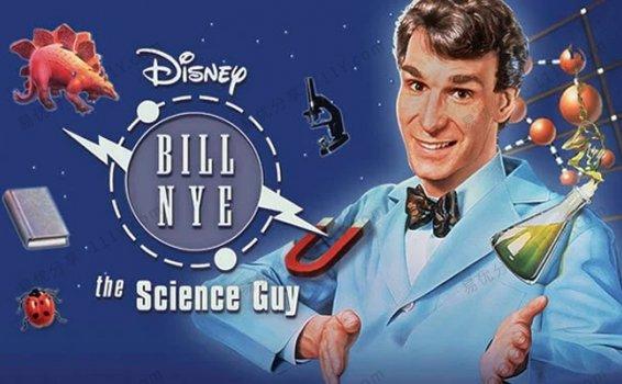 《Bill Nye the Science Guy比尔教科学》全五季英文版科学探索视频 百度网盘下载