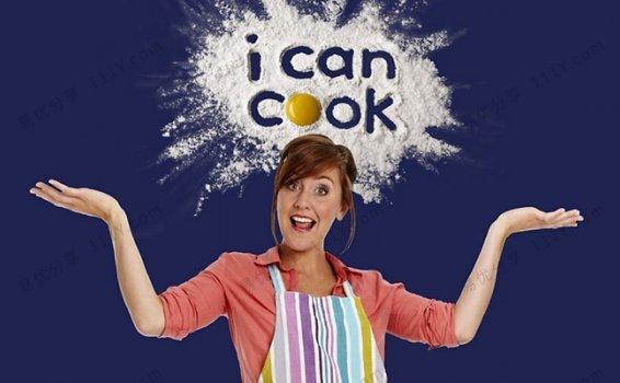 《I CAN COOK》103集儿童厨艺烹饪全四季教学视频 百度网盘下载