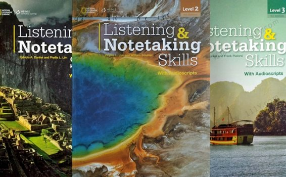 《Listening & Notetaking Skills》美国国家地理听力笔记PDF+MP3+MP4 百度网盘下载