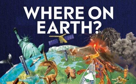 《Where on Earth》DK探索我们的星球英文绘本PDF 百度网盘下载