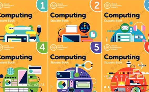 《International Primary Computing》牛津国际小学计算机教材G1-G6 百度网盘下载